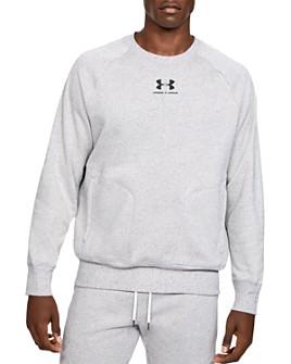 Under Armour - Speckled Fleece Sweatshirt