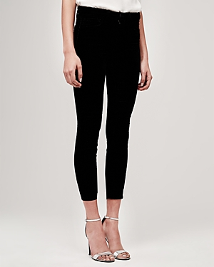 L\\\'Agence Margot Skinny Jeans in Noir-Women