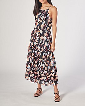 Joie - Huston Fit-and-Flare Dress