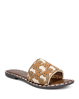 Sam Edelman - Women's Gunner Beaded Slide Sandals