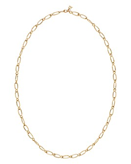 """Temple St. Clair - 18K Yellow Gold River Chain Link Necklace, 32"""""""