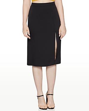 BCBGeneration Slit Midi Skirt-Women