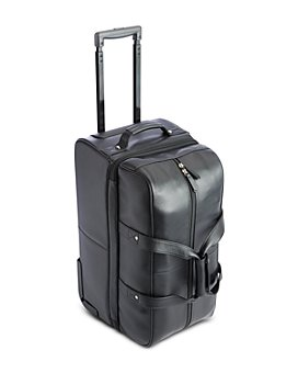 ROYCE New York - Rolling Duffel Bag Suitcase