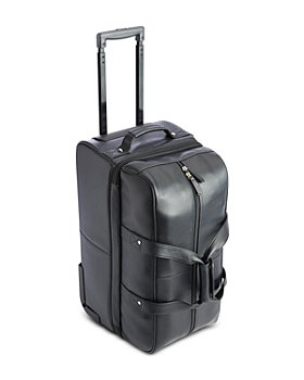 ROYCE New York - Rolling Duffel Bag Suitcase