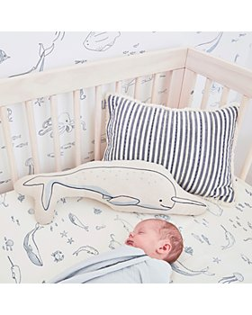 Pehr - Life Aquatic Baby Bedding Collection