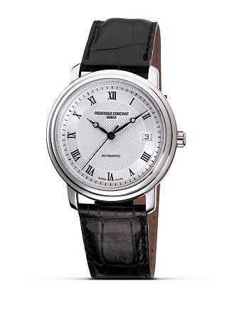 "Frederique Constant - ""Classic"" Automatic Watch, 40 mm"