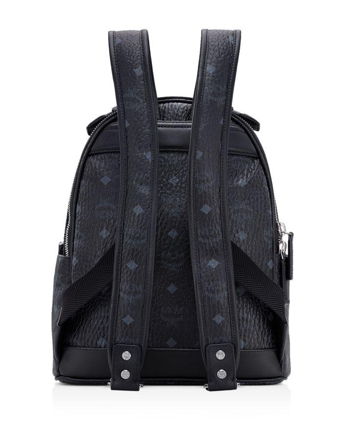 MCM New Stark Small Logo Backpack  | Bloomingdale's