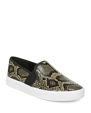 Vince BLAIR 5 FLAT SLIP-ON SNEAKERS