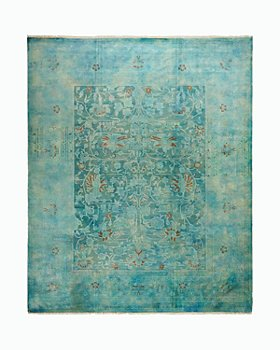 Bloomingdale's - Overdyed 186822 Area Rug, 8' x 10'