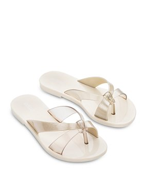 Melissa - Women's Must Ad Bubble Gum Scented Thong Slide Sandals