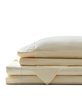 Zorlu - Brielle Organic Cotton Dobby Stripe Sheet Sets