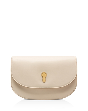 Bally Clio Mini Leather Convertible Crossbody Bag-Handbags