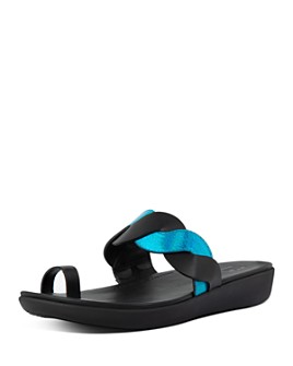 FitFlop - Women's Reagan Rope Toe Ring Sandals