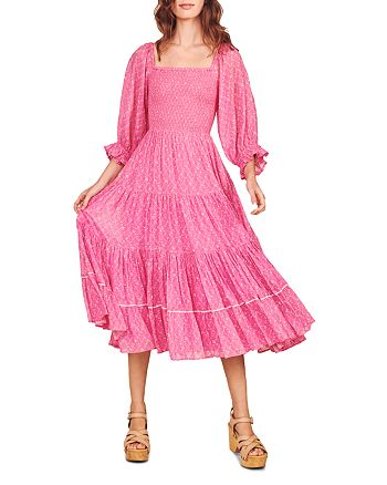 LoveShackFancy - Rigby Midi Dress