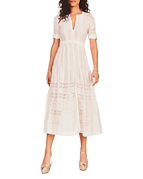 White Lace Dress - Bloomingdale's
