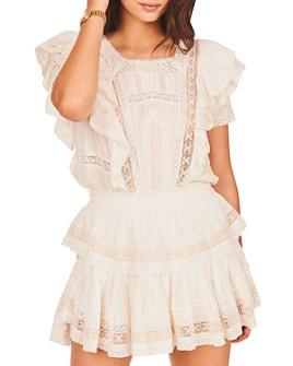 LoveShackFancy - Stella Mini Dress