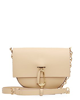 ZAC Zac Posen - Belay Mini Leather Saddle Crossbody