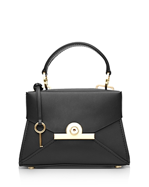 Zac Zac Posen Amelia Mini Leather Satchel-Handbags