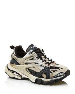 Cutout Low Top Sneakers