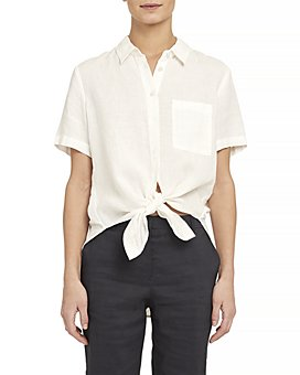 Theory - Hekanina Button-Up Top