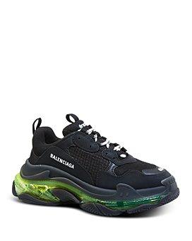 Balenciaga - Men's Triple S Clear Sole Sneakers