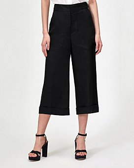 Equipment - Kalil Cropped Cargo Pants
