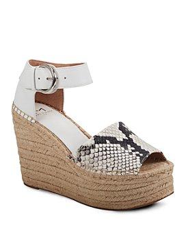 Marc Fisher LTD. - Women's Lalida Espadrille Wedge Sandals