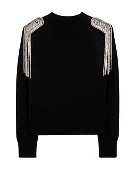 CHRISTOPHER KANE - Embellished Sweater