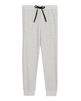 Theory - Weekend Waffle Knit Drawstring Pants