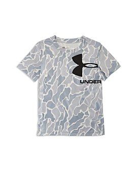 Under Armour - Boys' Diverse Printed Logo Tee - Little Kid