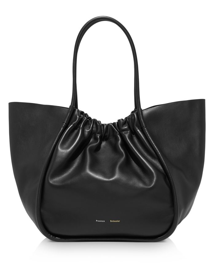 Proenza Schouler XL Ruched Tote    Bloomingdale's