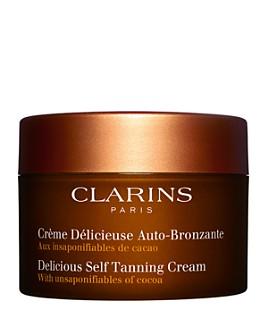 Clarins - Delicious Self Tanning Cream 4.2 oz.