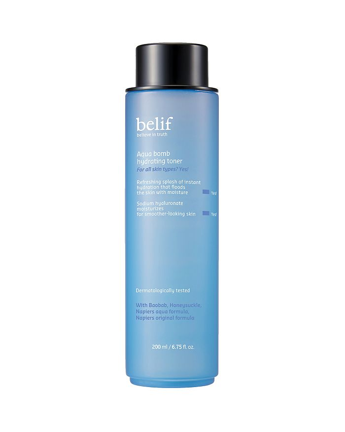 Belif Aqua Bomb Hydrating Toner 6.75 Oz.