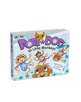 Melissa & Doug - Poke A Dot 10 Monkeys