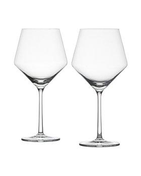 Schott Zwiesel - Tritan Pure Burgundy Glass, Set of 2