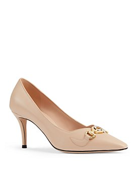 Gucci - Women's Zumi Pointed Toe Pumps