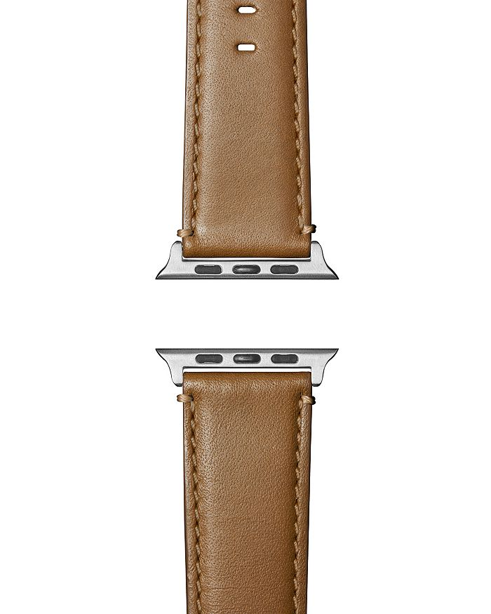 Shinola - Aniline Leather Strap for Apple Watch®, 24mm