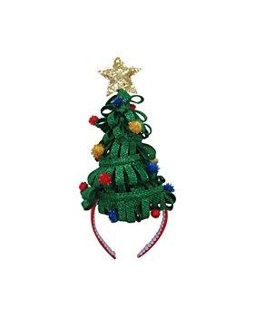 Bloomingdale's - Christmas Tree Headband - 100% Exclusive