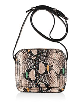 A.P.C. - Sac Louisette Mini Leather Crossbody Bag