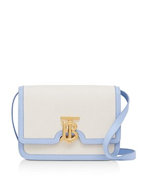 Burberry - TB Mini Two Tone Clutch