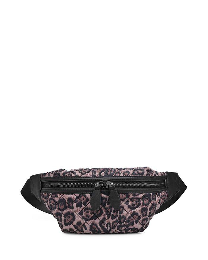 Sol & Selene - Side Kick Small Animal Print Belt Bag