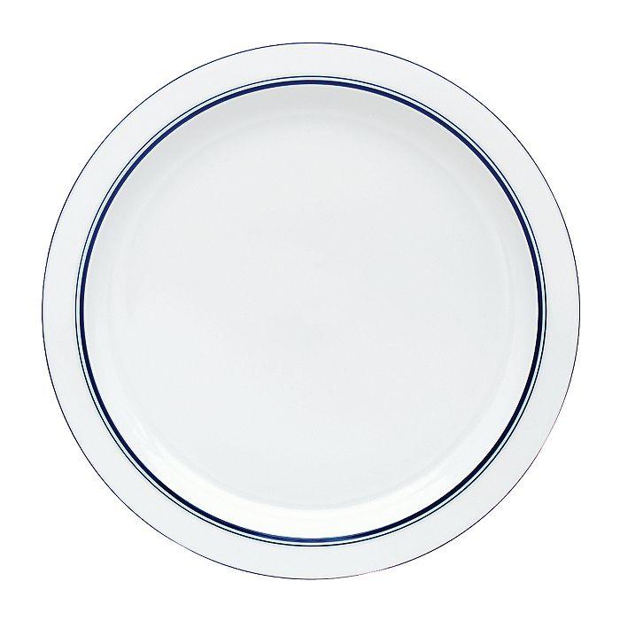 """Dansk - """"Bistro® Christianshaven Blue"""" Salad Plate"""