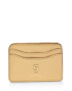 MARC JACOBS - The Softshot Pearlized Card Case