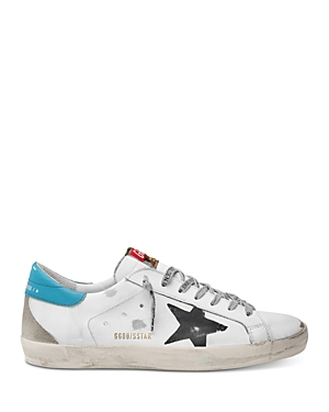 Golden Goose Deluxe Brand Unisex Superstar Lace Up Sneakers