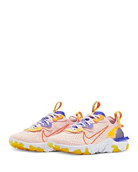 Nike - Women's React Vision Low Top Running Sneakers