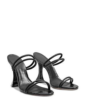 Schutz Women\\\'s Lucimar Strappy High Heel Sandals