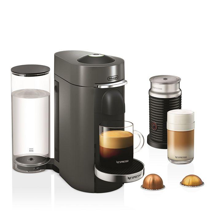 Nespresso - Vertuo Plus Deluxe Bundle