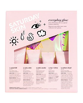 Saturday Skin - Everyday Glow Set ($48 value)