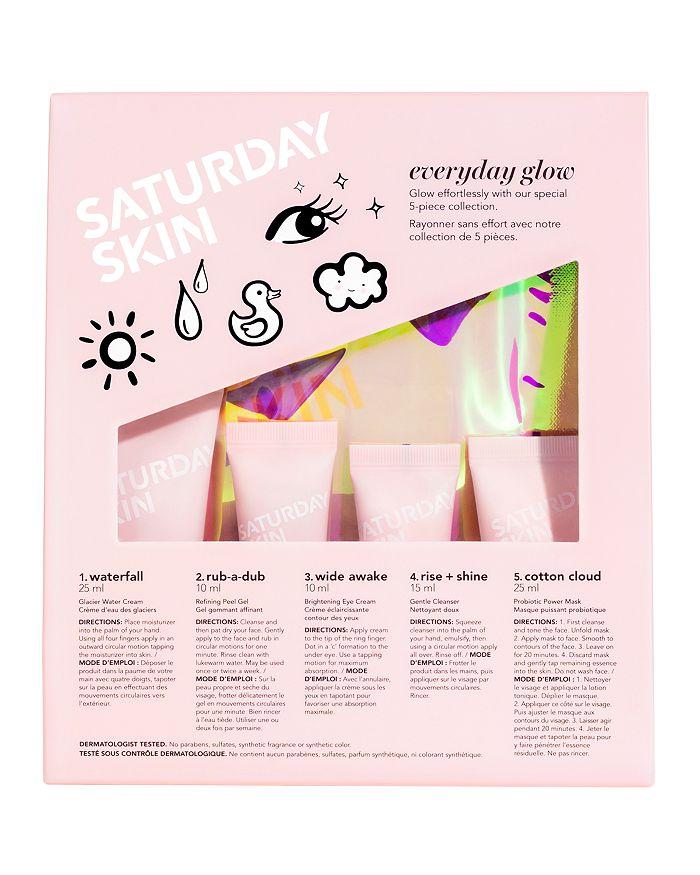 Saturday Skin Everyday Glow Set ($48 Value)