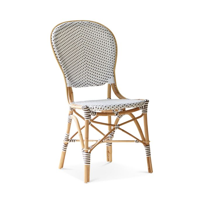 Sika Design - Isabell Rattan Bistro Side Chair